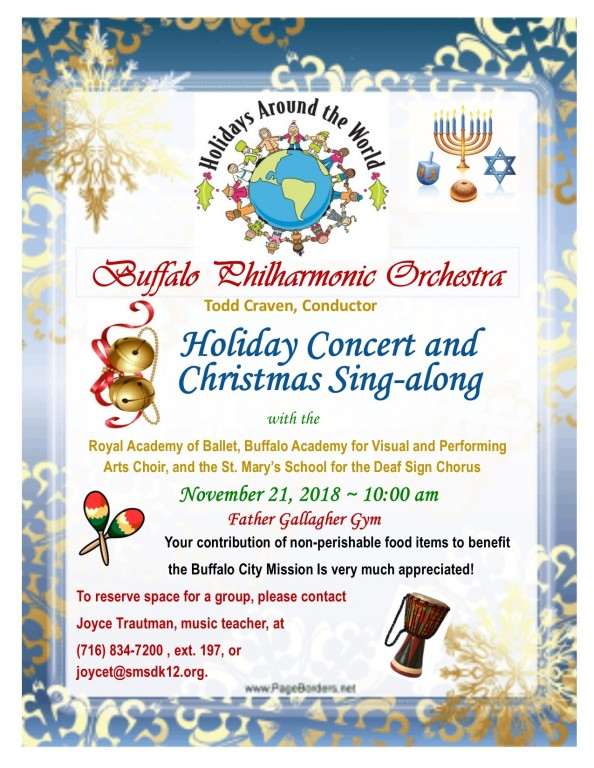 32nd Annual BPO Holiday Concert