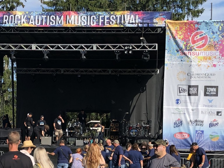 The Children's Guild Foundation of Buffalo has awarded a grant to Rock Autism Inc. for Rock Autism Multimedia Vocational Program